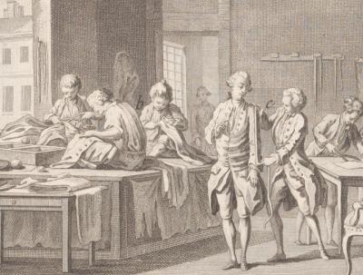 Read more about the article Journée d'étude | La fabrique de l'habit