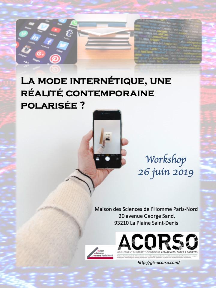 Workshop l La mode internétique, une réalité contemporaine polarisée ?