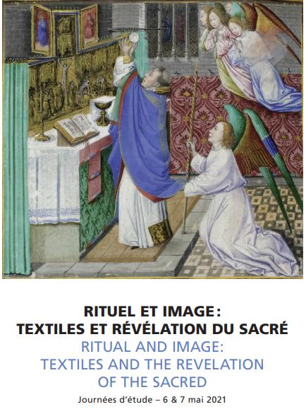 Read more about the article Journées d'étude | Rituel et Image : Textiles et Révélation du Sacré