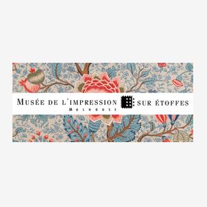 Logo du Musée de l'Impression sur Etoffes