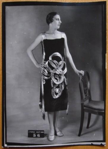 Thèse | Quand la couture célèbre le corps féminin, Jean Patou (1919-1929)