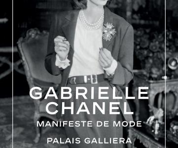 Exposition   Gabrielle Chanel. Manifeste de mode – Palais Galliera