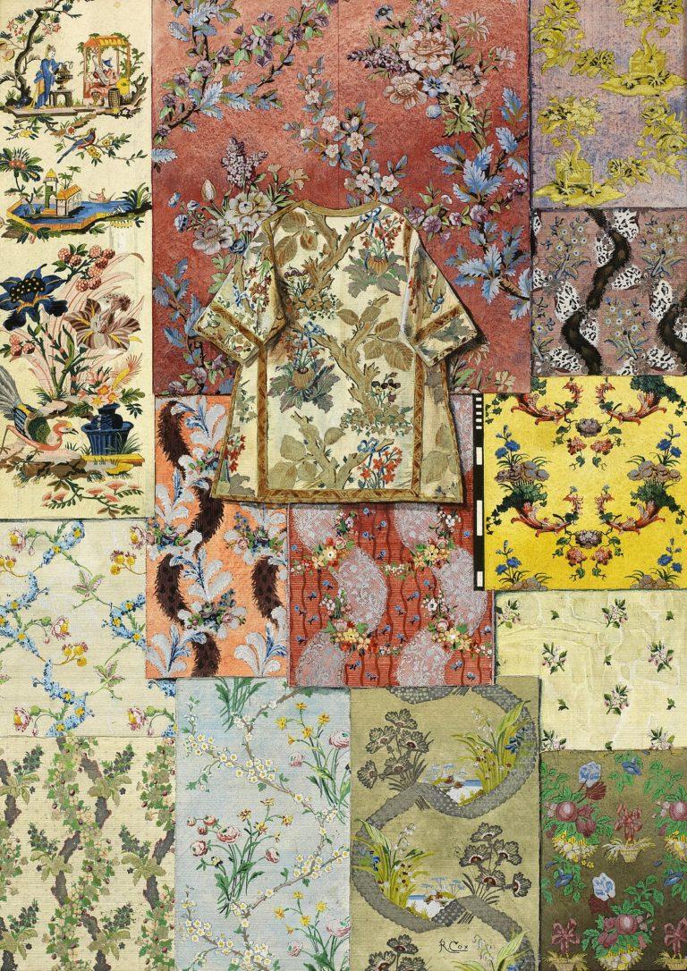 Journées d'études | Textile : Collections, Valeurs & Goûts –  AFET 2021